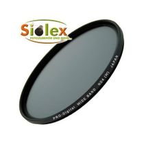 POWERED BY SIOCORE slim 58mm ND4 Filter / GREY Filter / neutral density filter Bild 1