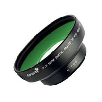 SIOCORE 0.7x wide angle Converter Lens + close-up Lens NIKON Coolpix P7000 P7100 Bild 1