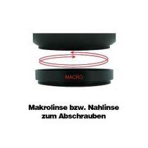 30,5mm 0.45x Weitwinkel-Konverter Vorsatz-Linse + Nahlinse Makrolinse by SIOCORE Bild 4