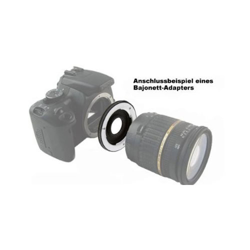 SIOCORE Objektiv-Adapter Tamron Adaptall II Wechsel-Bajonett an Sony E Kamera Bild 2