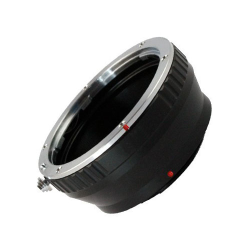 SIOCORE lens adapter Canon EOS Bajonet to Fuji X or X-Mount camera