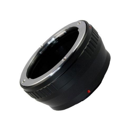 SIOCORE Objektiv-Adapter Olympus OM Bajonett an Fuji X bzw. X-Mount Kamera