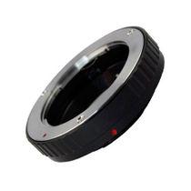 SIOCORE lens adapter Olympus Pen F Bajonet to Fuji X or X-Mount camera Bild 1