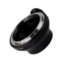 SIOCORE lens adapter Canon FD Bajonet to Pentax Q, Q7 and Q10 System-camera Bild 1