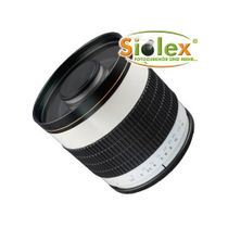 SIOCORE 500mm f6.3 mirror Lens Tele-Lens for Pentax K Bajonet camera Bild 1