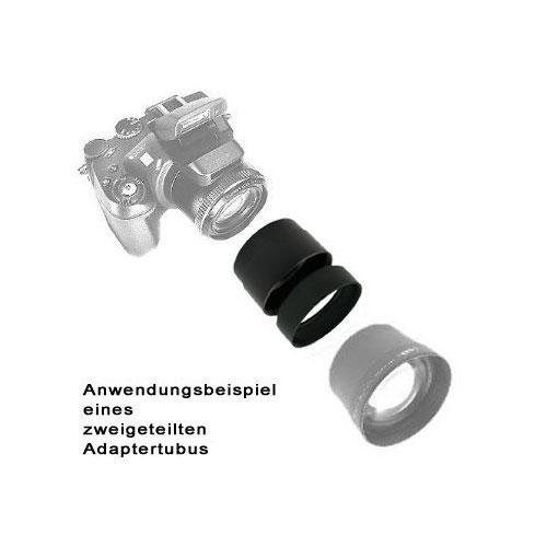 Zweigeteilter Filter-Adapter-Tubus f. Canon PowerShot G1 X bzw. G1X by SIOCORE Bild 2