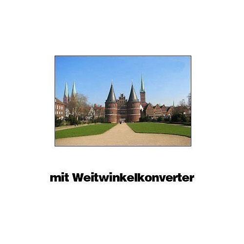 43mm 0.7x Weitwinkel-Konverter Vorsatzlinse + Nahlinse f. Canon EOS M by SIOCORE Bild 3