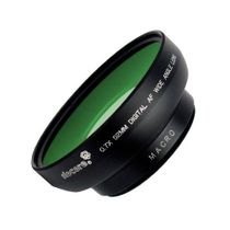 SIOCORE 40,5mm 0.7x wide angle Converter Lens + close up Lens for PENTAX Q Bild 1