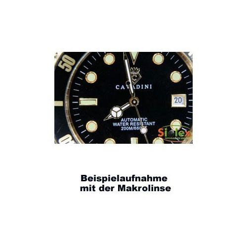 40,5mm 0.25x Fisheye-Konverter Fisheye-Vorsatz-Linse f. Systemkameras by SIOCORE Bild 6