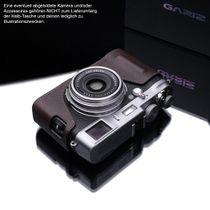GARIZ BLACK-LABEL Leder Kameratasche FUJI FinePix X100T X100s X100 / BL-X100BR Bild 3