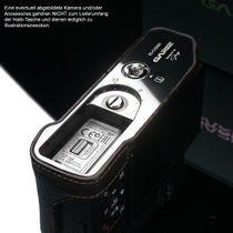 GARIZ Kameratasche Ledertasche Tasche für FUJI FinePix X-M1 X-A1 X-A2 / HG-XM1BR Bild 4
