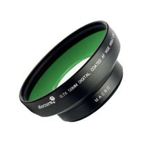 SIOCORE 0.7x wide angle Converter Lens + close-up Lens Nikon Coolpix P7800 Bild 1