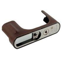 GARIZ real leather designer half case for Leica D-LUX ( TYP 109 ) HG-DLUXBR Bild 1