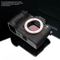 GARIZ Leder Kameratasche für Sony Alpha A7 II A7R II A7S Mark II / XS-CHA7IIBK Bild 3