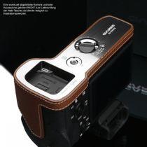 GARIZ Leder Kameratasche für Sony Alpha A7 II A7R II A7S Mark II / XS-CHA7IICM Bild 5