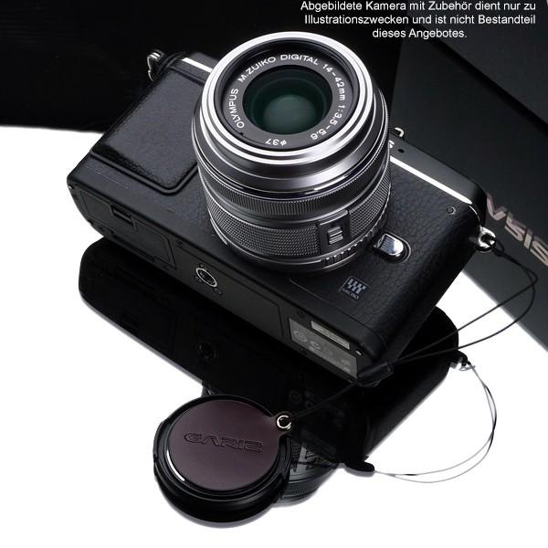 GARIZ Objektivdeckel Sicherung für Lumix G und Pen F Objektive / XA-CFOEBR Bild 3