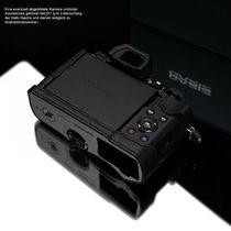 GARIZ Kameratasche Ledertasche Tasche Olympus OM-D E-M5 Mark II / XS-CHEM5IIABK Bild 6