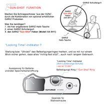 GARIZ Kameratasche Ledertasche Tasche Olympus OM-D E-M5 Mark II / XS-CHEM5IIABK Bild 7