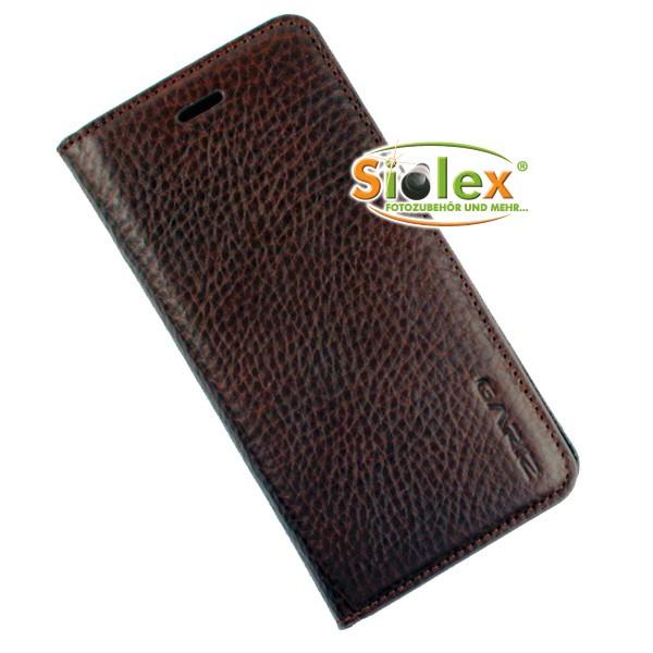 GARIZ Smartphonetasche Handytasche Tasche Hülle f. Apple IPhone 6 6s / PL-IP6SBR Bild 1