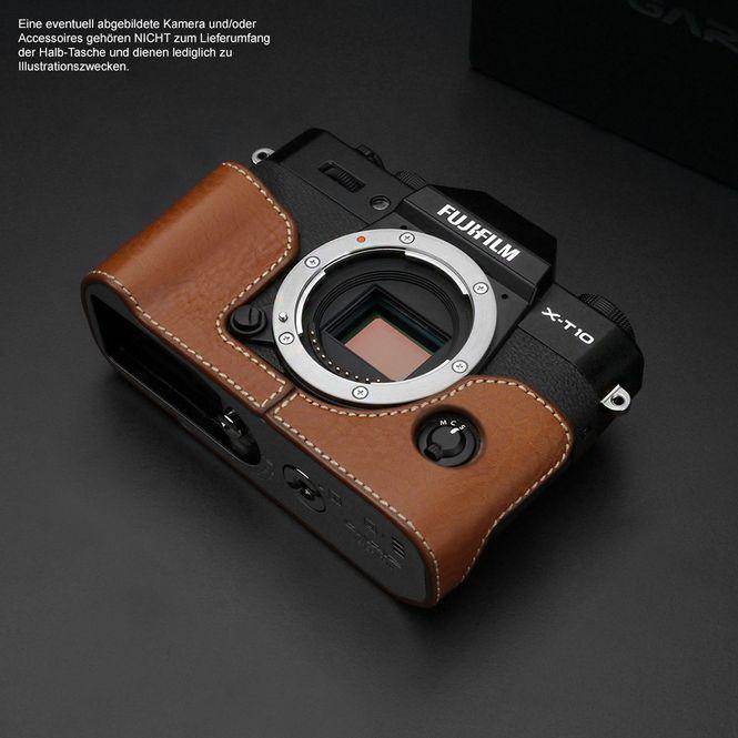 GARIZ Kameratasche Ledertasche Tasche Fuji FinePix X-T20 X-T10 / XS-CHXT10CM Bild 3