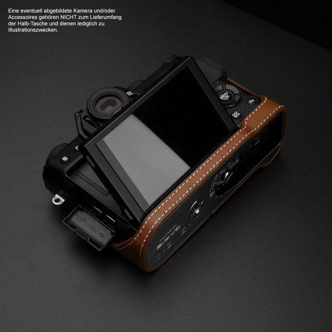 GARIZ Kameratasche Ledertasche Tasche Fuji FinePix X-T20 X-T10 / XS-CHXT10CM Bild 5