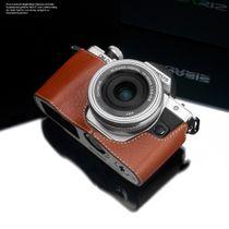 GARIZ Kameratasche Ledertasche Tasche für Olympus E‑M10 Mark II / XS-CHEM10IICM Bild 3