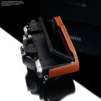 GARIZ Kameratasche Ledertasche Tasche für Olympus E‑M10 Mark II / XS-CHEM10IICM Bild 7