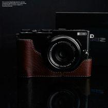 GARIZ real leather designer half case for Fuji Fujifilm X70 / XS-CHX70BR Bild 3