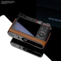 GARIZ Leder Kameratasche Fototasche für Panasonic Lumix DMC-TZ101 XS-CHZS110LB Bild 6