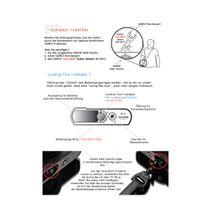 GARIZ Leder Kameratasche Fototasche für Panasonic Lumix DMC-TZ101 XS-CHZS110LB Bild 7