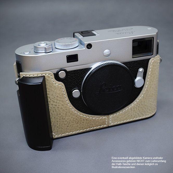 LIM'S Kameratasche Kameraprotektor Alu Leder für Leica M M-P (Typ 240) LC-MMGWG Bild 5