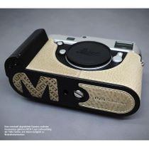 LIM'S Kameratasche Kameraprotektor Alu Leder für Leica M M-P (Typ 240) LC-MMGWG Bild 4