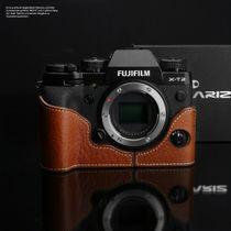 GARIZ Kameratasche Ledertasche Tasche für Fuji FinePix X-T2 ( XS-CHXT2CM ) Bild 3