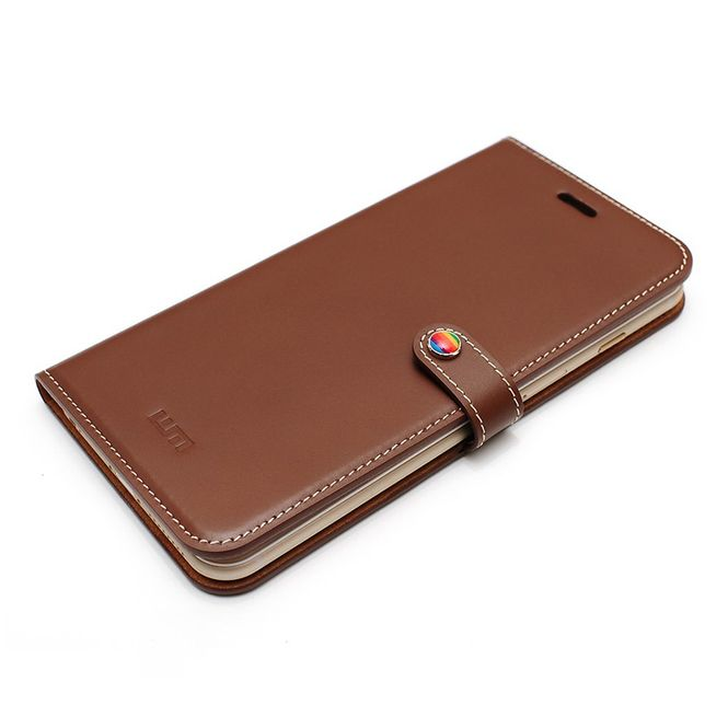 LIM'S Slim Smartphone-Tasche Handy-Tasche für Apple IPhone 6 6s Plus LE-IP6PSDBR