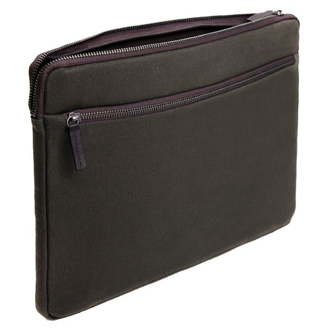 CECILIA Waxed Cotton Hülle Sleeve Case Tasche z.B. für Apple IPad Air 2 MFD1213