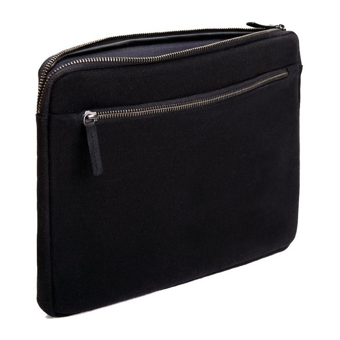 CECILIA Waxed Cotton Laptop Hülle Sleeve Tasche zB für Apple Macbook Pro MFD1231