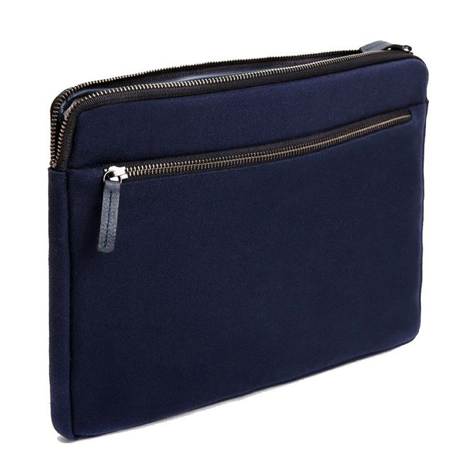 CECILIA Waxed Cotton Laptop Hülle Sleeve Tasche zB für Apple Macbook Pro MFD1233