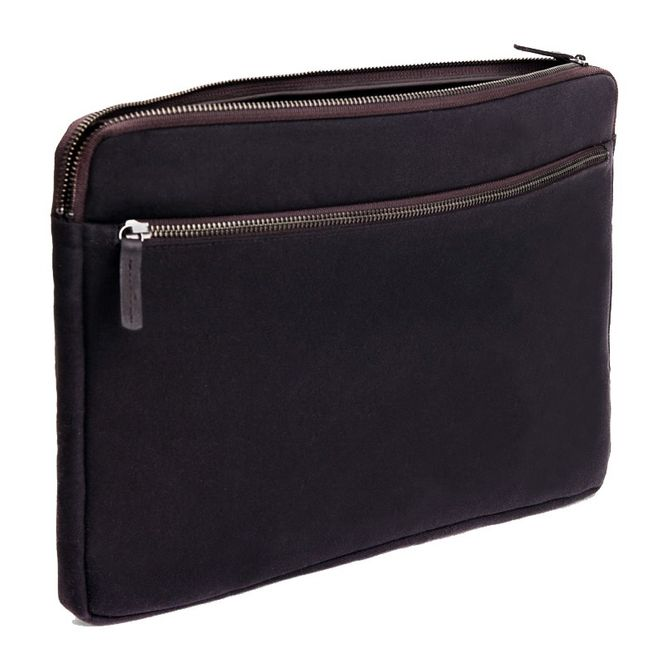 CECILIA Waxed Cotton Laptop Hülle Sleeve Tasche zB für Apple Macbook Pro MFD1239 Bild 1