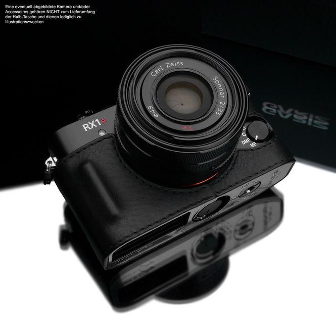 GARIZ Kameratasche Ledertasche Tasche für Sony DSC-RX1R2 RX1R II / HG-RX1R2BK Bild 2