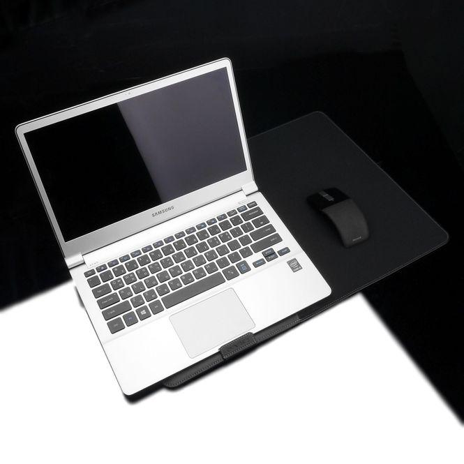 GARIZ Hülle Ledertasche Case Sleeve Tasche für Apple Macbook Air / PL-NBPBK Bild 6