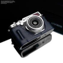 Designer Kamera Ledertasche für Fujifilm Finepix X100F in Blau / Navy von Gariz  Bild 2