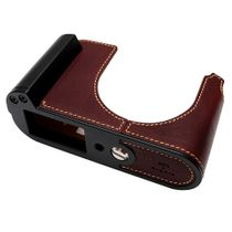 GARIZ BLACK-LABEL real leather half case for LEICA M ( Typ 240 ) / BL-LCMBK Bild 1