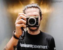 Camera Grip für Fuji Fujifilm FinePix X70 handgefertigt in USA aus Walnuss Holz Bild 6