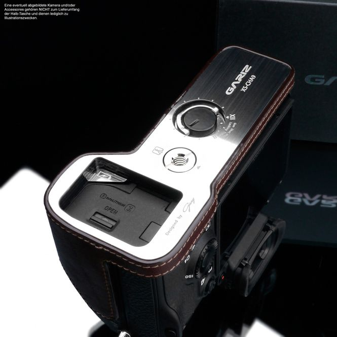 Fototasche für Sony A7 III ILCE-7M3 Alpha 7R III A7R III Sony A9 Alpha 9 | Gariz Bild 2
