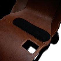 GARIZ real leather protection cover for Sony DSC-RX100 II half case XA-CCRX100IIBR2 Bild 6