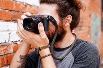 Kamera Tragegurt aus Seil | Khaki Grün | JB Camera Designs |Made in Oklahoma USA Bild 7