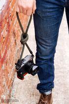 Kamera Tragegurt aus Seil | Khaki Grün | JB Camera Designs |Made in Oklahoma USA Bild 4