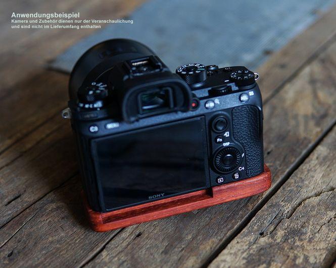 Kameragriff | Kameraschutz für Sony Alpha A7 III ILCE-7M3 7R III A7R III A9 9 Bild 5
