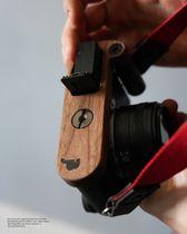 Kamera Griff für Leica CL | Handgefertigt von JB Camera Designs aus Walnuss Holz Bild 6