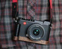 GARIZ leather designer half case for Sony Alpha A7 II A7R Mark II / XS-CHA7IIBK Bild 7